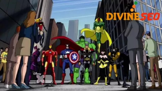 The Avengers: Earth's Mightiest Heroes Animation Series In Hindi Dubbed Free Download