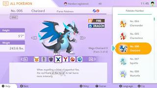 Mega Evolução Pokémon HOME