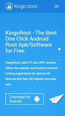 Cara Root Samsung Galaxy J1 Sm-J100H 4.4.4 Dengan KingoRoot