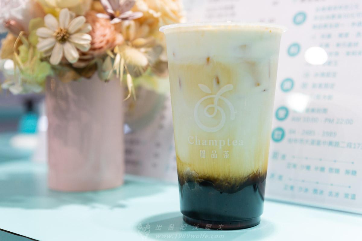 大里飲料店 圈品茶 健康水果茶 好喝烏龍茶 美味奶蓋大里必喝飲品