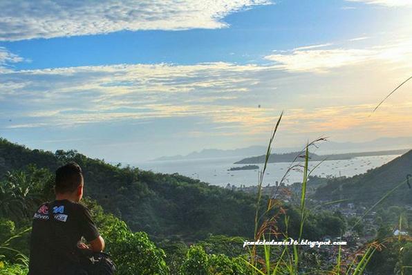 Puncak GM Panggabean, Wisata Situs Sejarah Monumen Perjuangan Kota Sibolga Tapteng