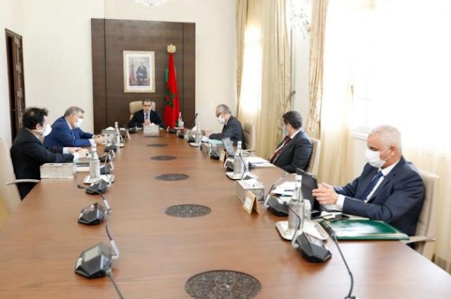 اجتماع مجلس الحكومة الخميس