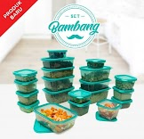 Technoplast Bambang Set of 20