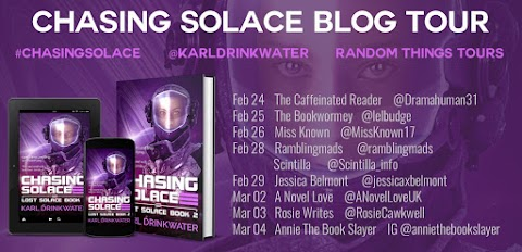 Chasing Solace - February-March Blog Tour