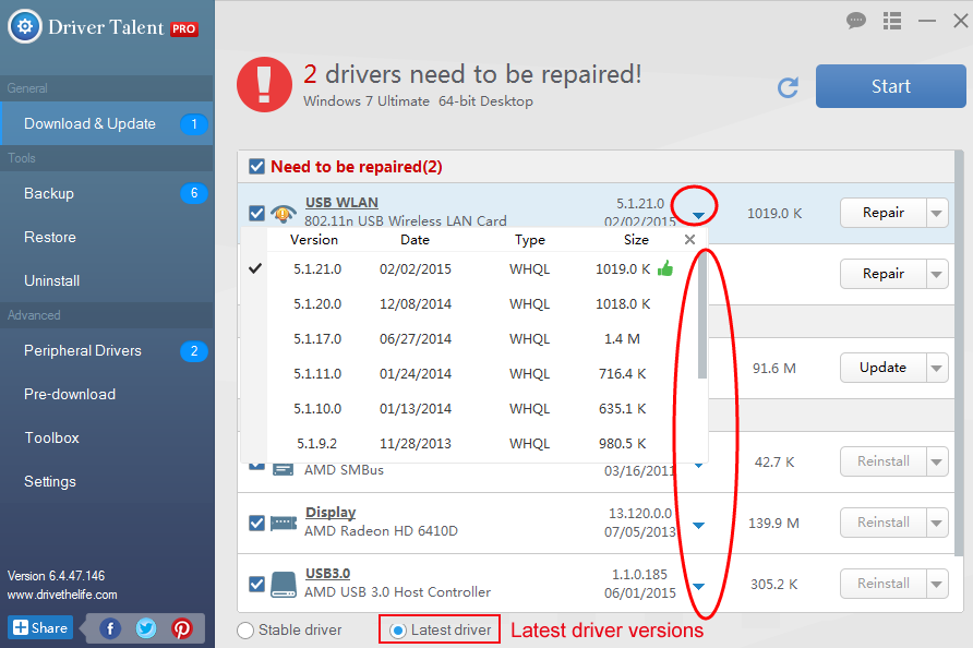 automatically update drivers software download