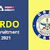DRDO INMAS Recruitment 2021: Vacancies for Research Associate and Junior Research Fellowship posts
