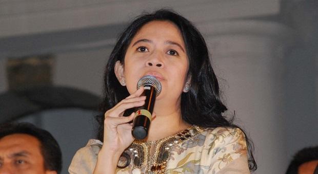 Puan Pastikan Penanganan Korban Gempa di Lombok, Bali, dan Sumbawa