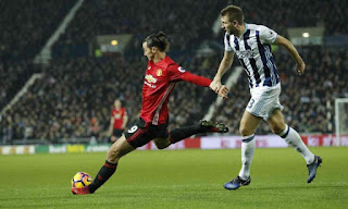 Download Video: West Bromwich Albion 0 – 2 Manchester United [Premier League] Highlights 2016/17