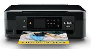 Epson XP-410 mise à jour pilotes imprimante