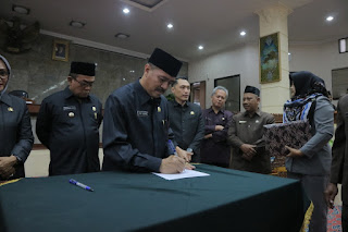 Wali Kota Cirebon Pastikan Eksekutif Dan Legilatif Sinergi