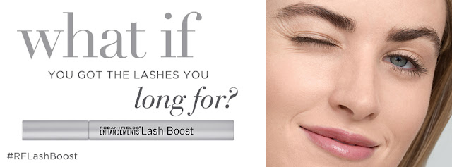 Rodan + Fields Lash Boost, Julie Little