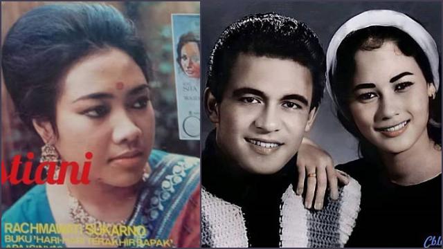 Kisah Asmara Rachmawati Soekarnoputri dan Dicky Suprapto, Mantan Suami Suzanna