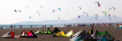 ulcinj long beach kite surf paradise