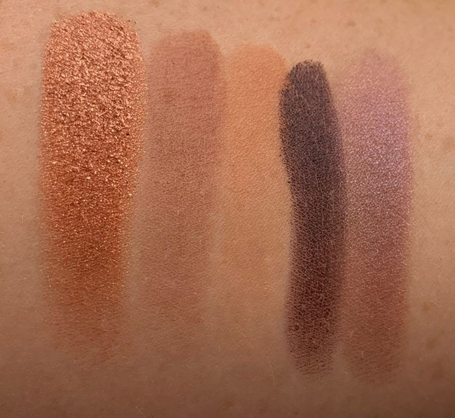 Natasha Denona Bronze Palette - worth the hype?, Natasha Denona Bronze Palette Review & Swatches