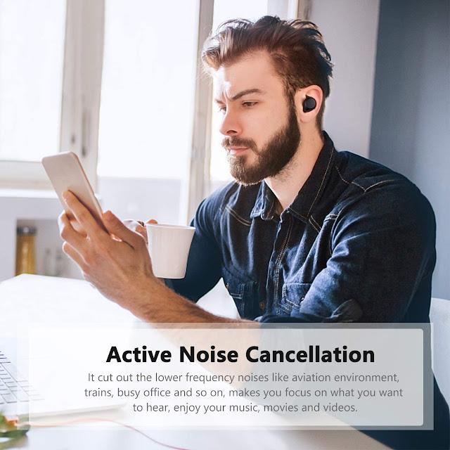 TOZO NC9 Wireless Earbuds