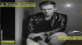 Armin Van Buuren - A State Of Trance 874 @ Radio DJ ONE