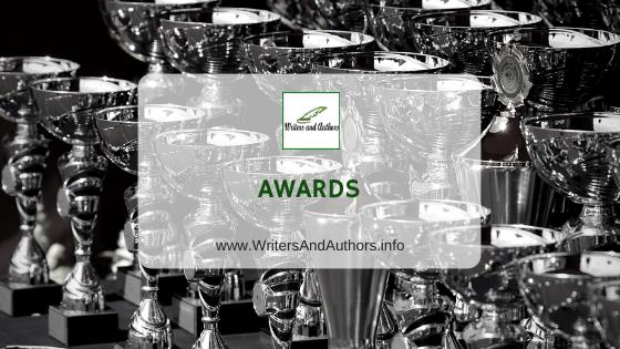 Awards won by www.writersandauthors.info