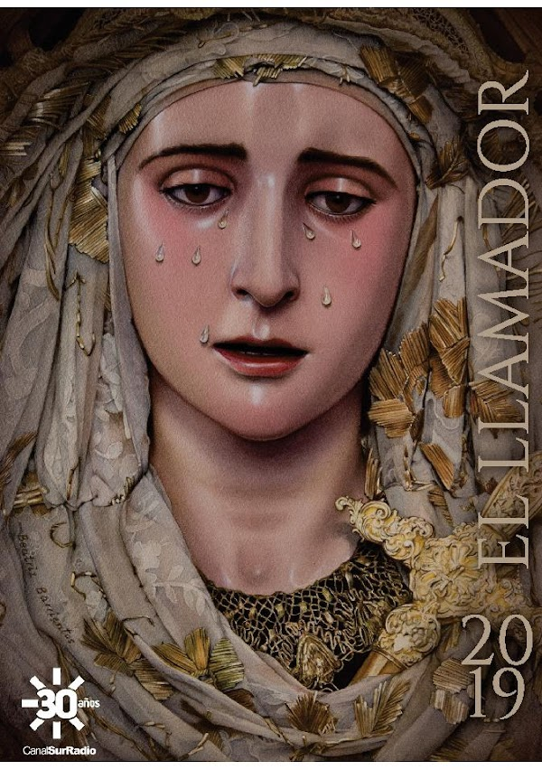 El Llamador de Papel. Programa de Mano, Horarios e Itinerarios Semana Santa Sevilla 2019