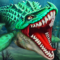 Jurassic Dino Water World Mod Apk