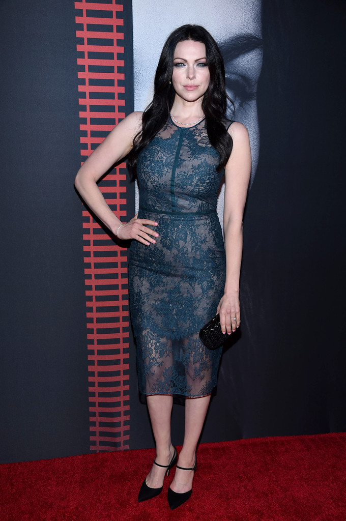Laura Prepon at 'The Girl On The Train' New York Premiere