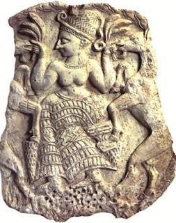 Богинята Ашера