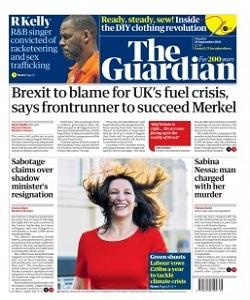 Read Online The Guardian Magazine 28 September 2021 Hear And More The Guardian News And The Guardian Magazine Pdf Download On Website.