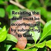 Devotional: Keep The Enemy Out Of Your Business