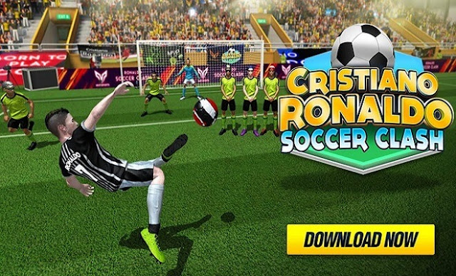 Cristiano Ronaldo launches his own fun football game you can download now for Android 86