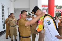 Sambut Kedatangan Anggota Paskibraka Nasional, Wakil Walikota Bima Bangga