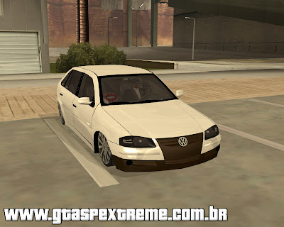 Vw Gol G4 Galera do Arrasta para grand theft auto