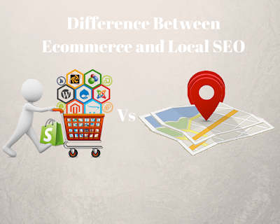 Ecommerce SEO vs Local SEO Mumbai INDIA