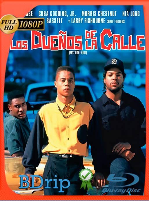 Los Dueños de la Calle (1991) BDRip [1080p] Latino [GoogleDrive] Ivan092