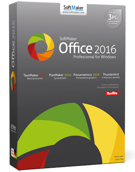 Download Softmaker Office Professional 2016 Rev 765.0306 Berga (Portable)