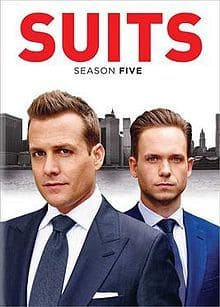 Suits - 5ª Temporada Torrent