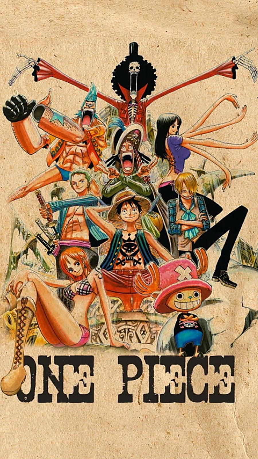 18 Wallpaper One Piece Android Kualitas Hd Terbaru Grafis Media