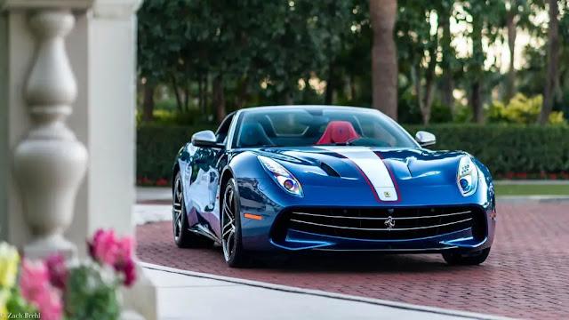 Beberapa Mobil Sport Termahal - Mobil Ferrari F60 America
