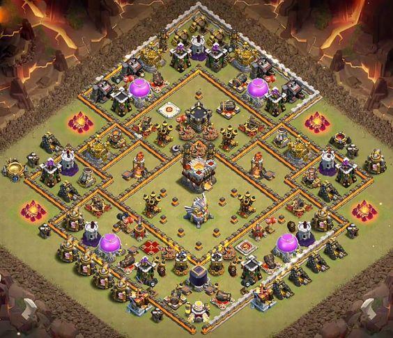 layout base war th11