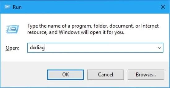 تحديث برامج تشغيل Dx Diagnostic Nvidia