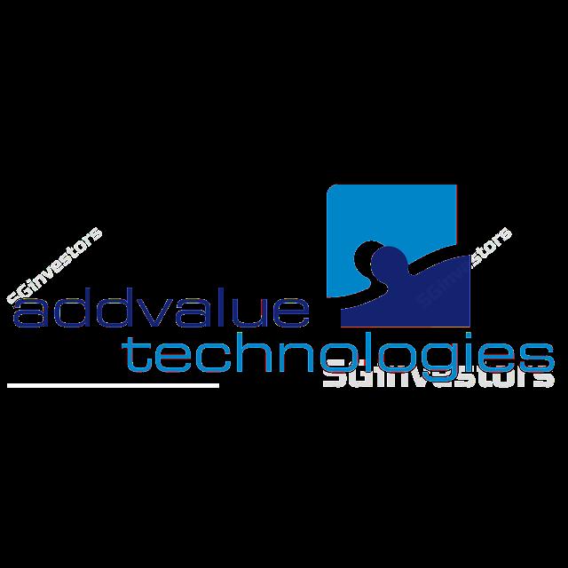 ADDVALUE TECHNOLOGIES LTD (A31.SI) @ SG investors.io