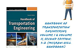Myer Kutz - Handbook of Transportation Engineering Volume I, 2e: Systems and Operations: 1 (Mcgraw-Hill Handbook)