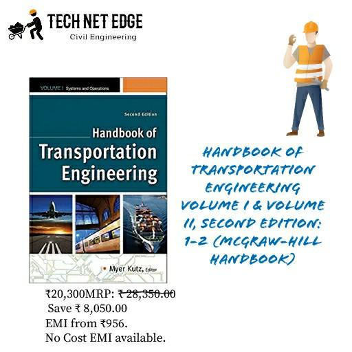 Myer Kutz - Handbook of Transportation Engineering Volume I, 2e: Systems and Operations: 1 (Mcgraw-Hill Handbook)