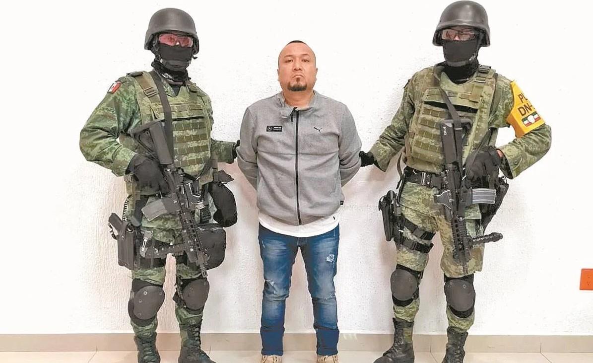 """Inicia uno de los juicios contra José Antonio Yépez Ortiz """"El Marro"""" por secuestrar a una empresaria de Celaya"""