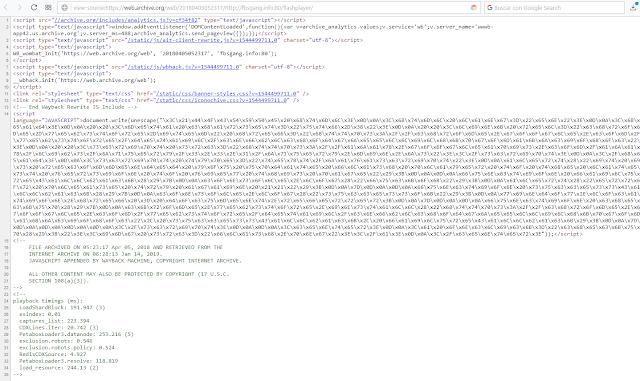 índice de archivos del servidor codigo fuente ciberseguridad imagen