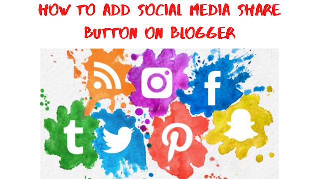 २०२० में ब्लॉगर में whatsapp share बटन कैसे लगाये-How to add whatsapp share button in blogger in hindi