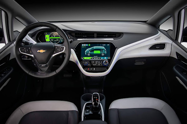 Chevrolet Bolt é o elétrico mais vendido de sua categoria no semestre