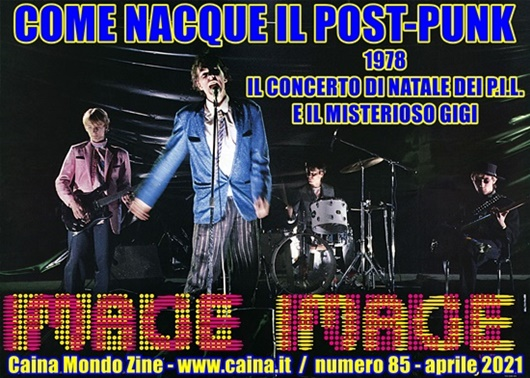 P.I.L. COME NACQUE IL POST PUNK