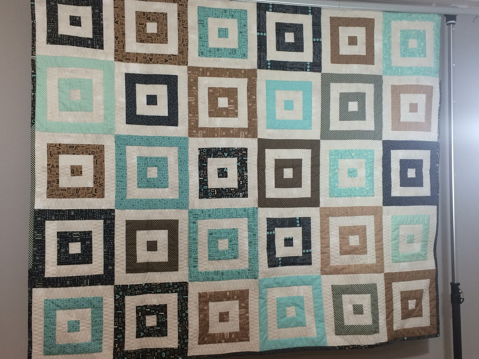Debby Brown Quilts September 2017