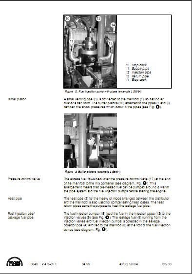 Man ebook,soft: [Other] MAN Diesel SE 2006 Operating