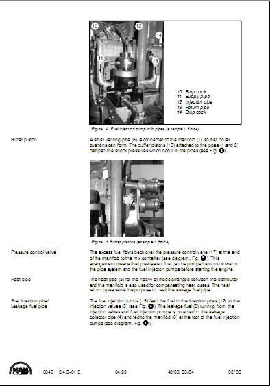 Man ebook,soft: [Other] MAN Diesel SE 2006 Operating