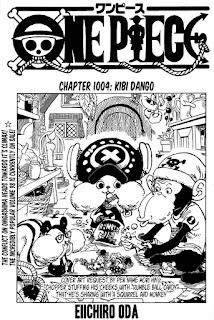Update! Read One Piece Manga Chapter 1004 English